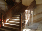 Solid Hardwood Oak Staircase (1900s)